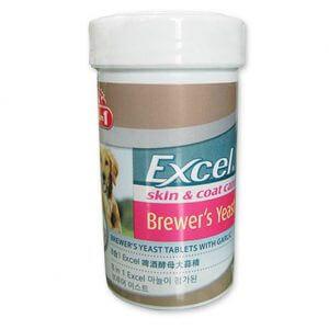 Excel Brewers Yeast Skin Coat Supplement