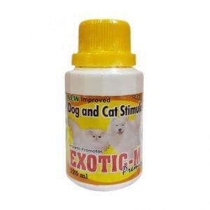 Exotic M Dog Cat Stimulant