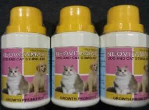 Neovitamax Dog Cat Stimulant