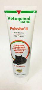 Vetoquinol Care Felovite II