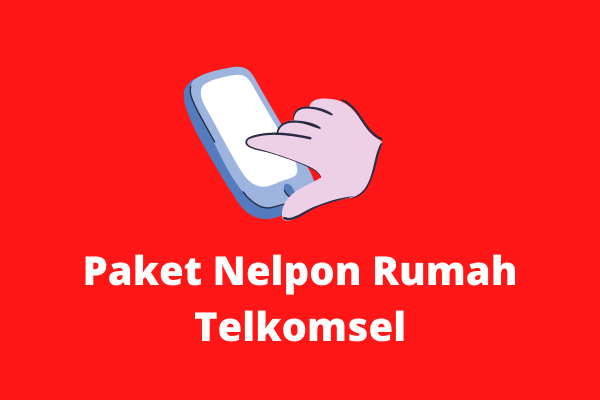 Paket Nelpon Rumah Telkomsel 1